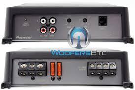 pioneer 8601. pioneer gm-d8601 amp 1ch bass 1600w subwoofers speakers car stereo amplifier new | ebay pioneer 8601 r