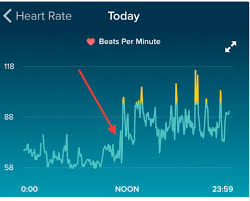 Fitbit Shows How A Break Up Affected Mans Heart Rate