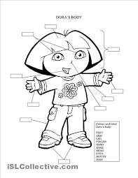 human body parts worksheet spanish_226359 fun worksheet for kids about the human body our 5 favorite prek on antecedent worksheets