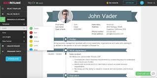 Creative Resume Builder Nardellidesign Com