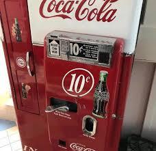 New Coca Cola Vending Machine Awesome Coca Cola Vending Machine Catawiki