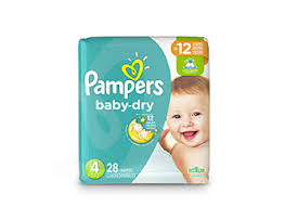 Swaddler Pampers Size Chart Pampers Baby Dry