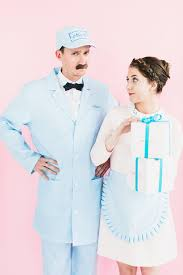 hipster diy the grand budapest hotel costume