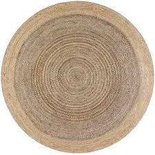 home ideas now 8ft round rug nuloom eleonora grey 8 ft x area tajt09e 808r