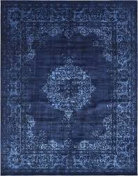 homey navy blue rug area rugs cool round purple and with regard to decor oriental red