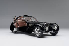 One of the most bizarre, elusive and expensive of cars is the bugatti type 57sc atlantic. Bugatti 57sc Atlantic 1936 La Voiture Noire Amalgam Collection