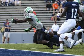 North Texas Releases First Depth Chart Of Season With Two