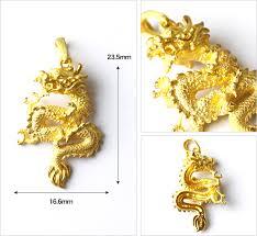 gold men dragon dragon doragon dragon 24k pure gold k24 primagold rakuten ranking first place acquisition