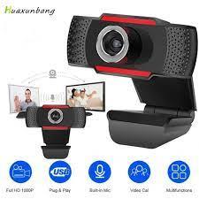 1080P 720P kamerası Full HD Web Cam kamera USB Webcan Video mikrofon piksel  kayıt canlı Webcam PC bilgisayar Youtube oyun|Webcams