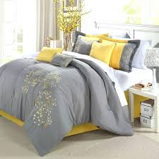 grey and yellow duvet cover grey and yellow duvet cover set