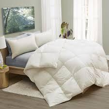1221 bedding lanadown wool down organic cotton comforter