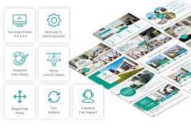 Powerpoint Real Estate Templates Real Estate Powerpoint Presentation Template Yekpix