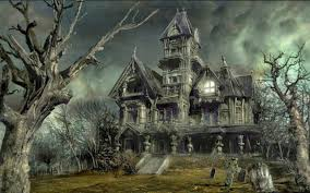 haunted house life and living spooky house