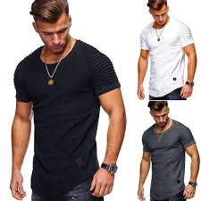 Men <b>Bamboo Fiber T Shirts</b> 2018 Men'S Summer <b>T Shirts</b> Tops Short ...