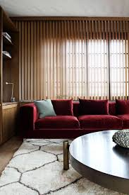 Low Living Room Furniture Why The Chunky Low Sofa Has Our Attention Emily Henderson