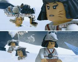 untitled   Lego ninjago, Ninjago memes, Akita