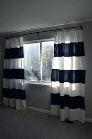 navy and white striped curtains coffee kitchen curtains black stripe shower curtain solid blue valance navy