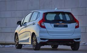 2018 honda jazz india. contemporary jazz 2018 honda jazz facelift rear to india w