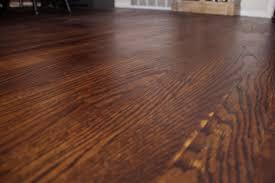 Staining Wood Floors YouTube