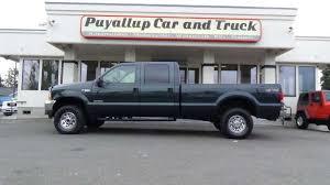 Used Ford Super Duty Diesel Trucks near Auburn - Puyallup Car and Truck