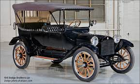 Who Made The First Car John And Horace Dodge From Building The Model T To Dodge