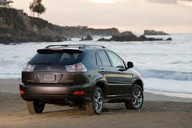 2007 Lexus Rx ii – pictures, information and specs - Auto-Database.com