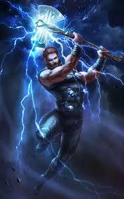 Thor wallpaper, Marvel thor, Thor art
