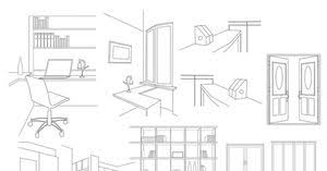 マウス絵素材部屋素材線画漫画蔵町芹香 Pixiv