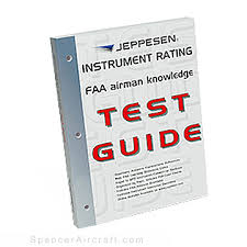 Jeppesen Test Guide Instrument Rating Test Guide