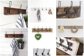 Farmhouse Coat Rack Classy Why You Should Add Rustic Coat Racks To Your Modern Farmhouse Decor