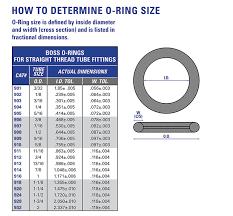 O Ring Size Chart Inch Oil Seal Dimensions Chart Bedowntowndaytona Com