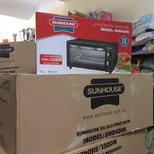 Lò nướng điện 10 lít Sunhouse SHD4210