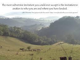 John O Donohue Beauty Quotes Best of Subversive Invitation Truth Pinterest Light Quotes Anam Cara