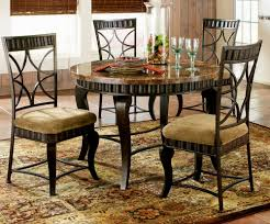 excellent 24 inch round decorator table photograph