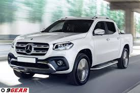 Car Reviews | New Car Pictures for 2019, 2020: Mercedes-Benz Pickup ...