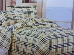 set grey polycotton bedding set