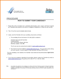 7 Email Resume Example Precis Format