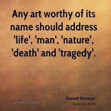 Baby Death Quotes Best Barnett Newman Death Quotes QuoteHD