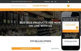 Free Ecommerce Website Templates Awesome Online Shopping Mobile Website Templates Inside E Template Ecommerce