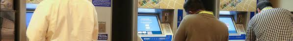 Ticket Vending Machine Las Vegas Classy Ticket Vending Machines For The Las Vegas Monorail