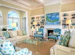 coastal living room wall colors beach cottage decorating ideas paint popular design trifecta splendid ide decorations