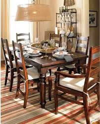 ideas knockout knockoffs pottery barn sumner dining table inspiration of room sets pottery barn dining table i48