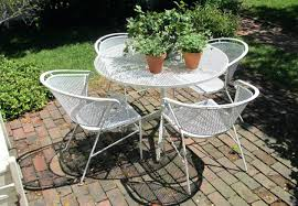 full size of small round metal patio table vintage metal patio furniture sets hampton bay nantucket