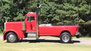 peterbilt pickup 379 jake brake - YouTube