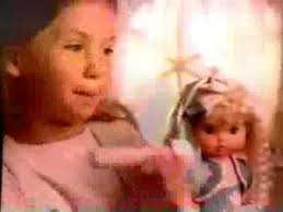 little miss makeup doll mercial from 1989