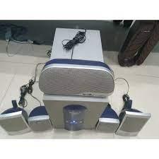 Loa vi tính Soundmax A9000/B10W 5.1 Đã Qua Sử dụng- tặng jack 3.5 loại tốt
