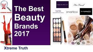 the best beauty brands 2017 makeup cosmetics