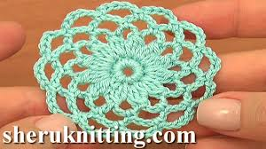 Crochet Circle Pattern Gorgeous Crochet Round Motif Tutorial 48 Part 48 Of 48 Crochet Circle Pattern