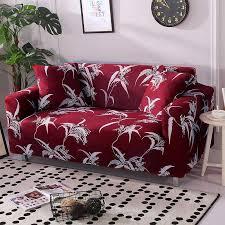 stretch elastic sectional sofa cover