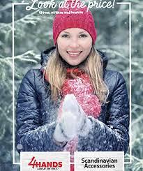 Hofler и 4HANDS:самые <b>теплые</b> финские <b>перчатки для</b> зимы ...